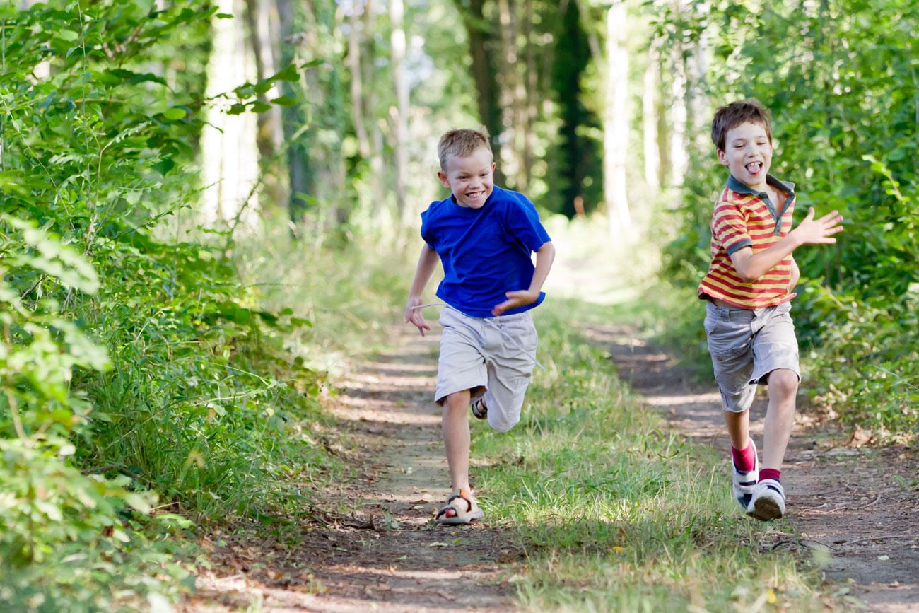 Sommer Kindergeburtstag im Freien