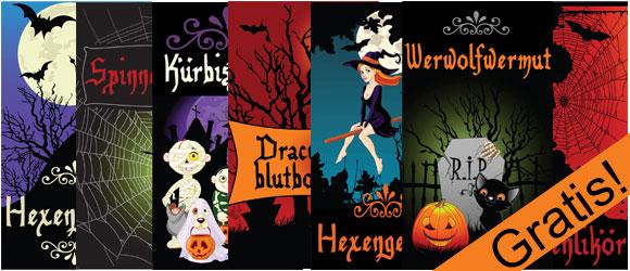 Halloween Kindergeburtstag – welche Dekoration und Spiele?