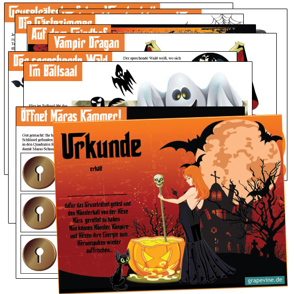 Halloween Kindergeburtstag Welche Dekoration Und Spiele
